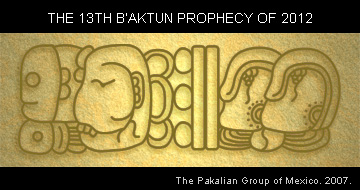 13 B'aktun Prophecy