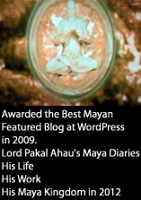 Best Mayan Featured Blog at WordPress